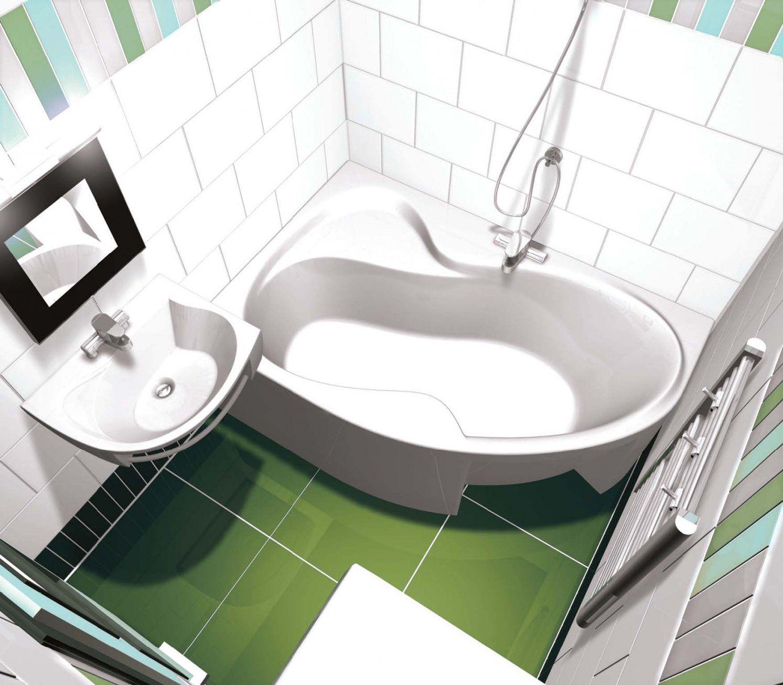 Kleine Badewannen Bilder   Badewanne Mit Dusche Die Lösung Für ...