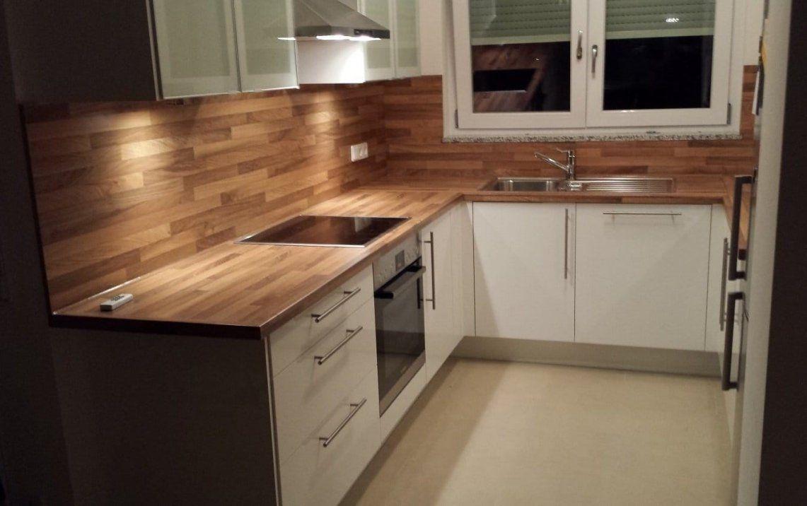 L Form Küche