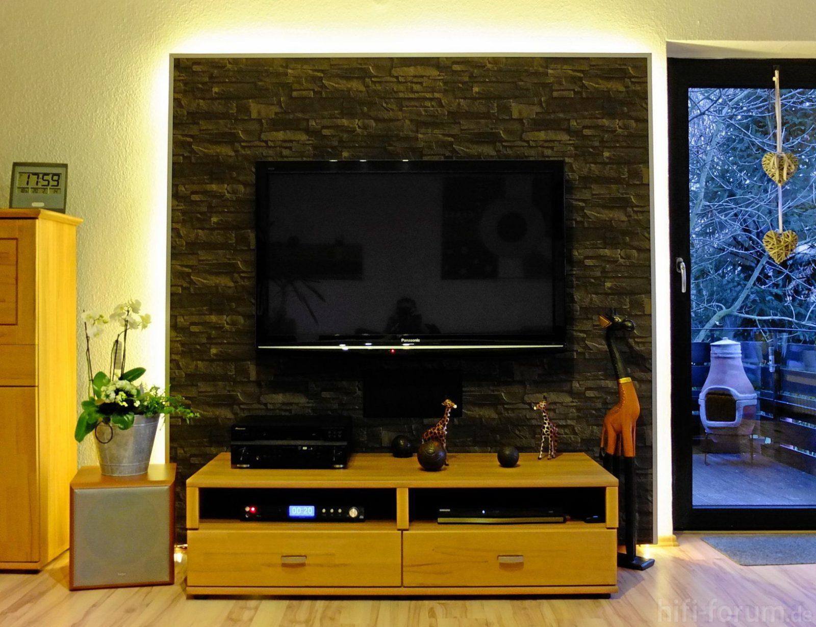 Tapete Für Fernsehwand Hoekkast Tv Fresh Wohnzimmer Ideen Wand