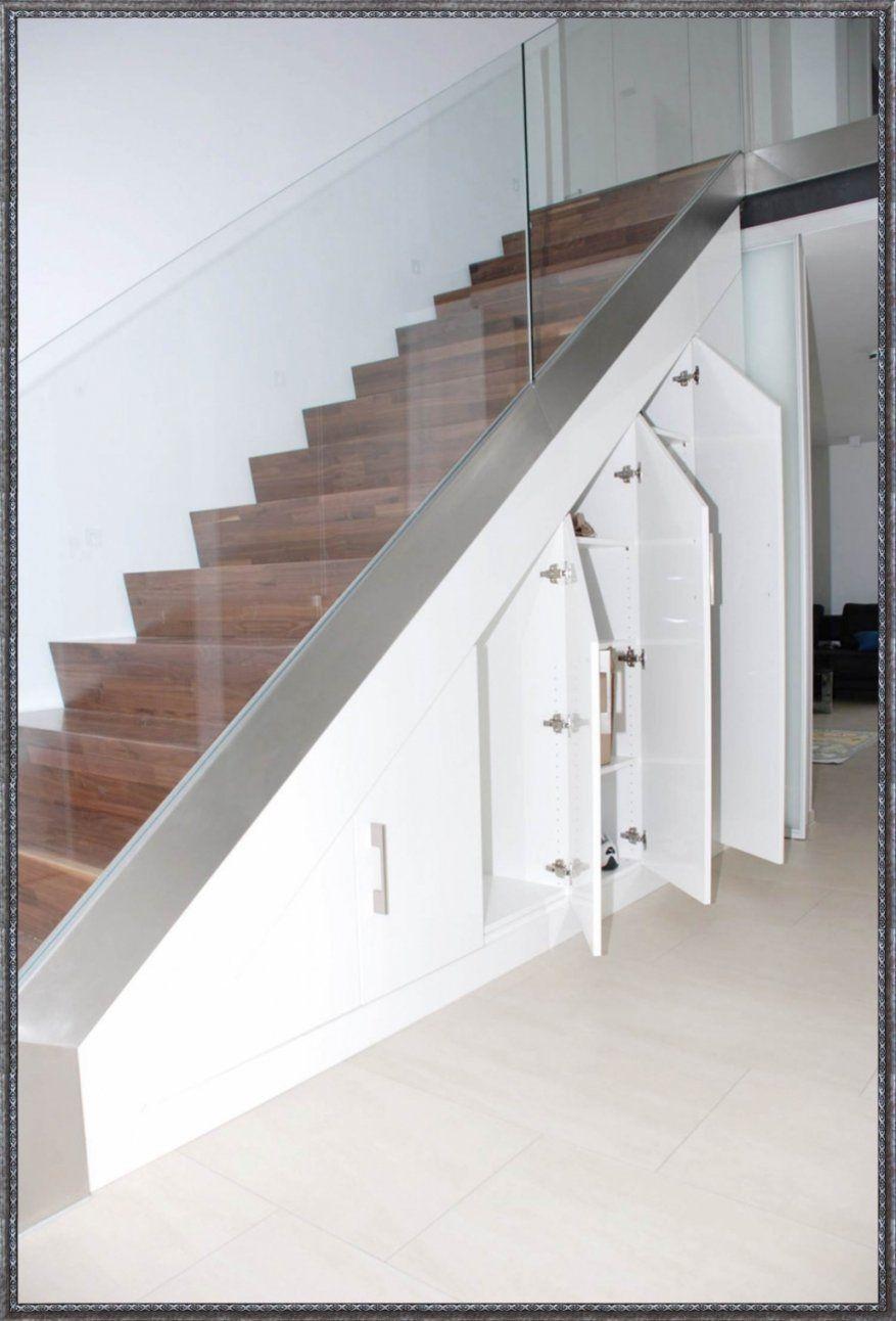 Stauraum Unter Der Treppe Selber Bauen 56 Schon Schuhregal Unter