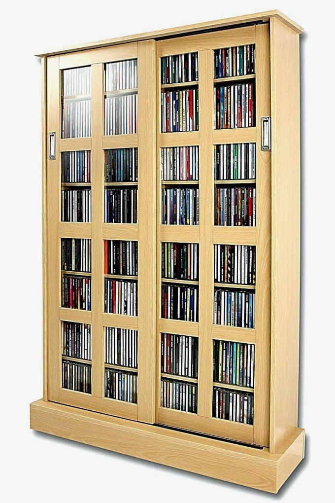 Dvd Regal Ideen Cd Schrank 1000 Cds | Haus Design Ideen