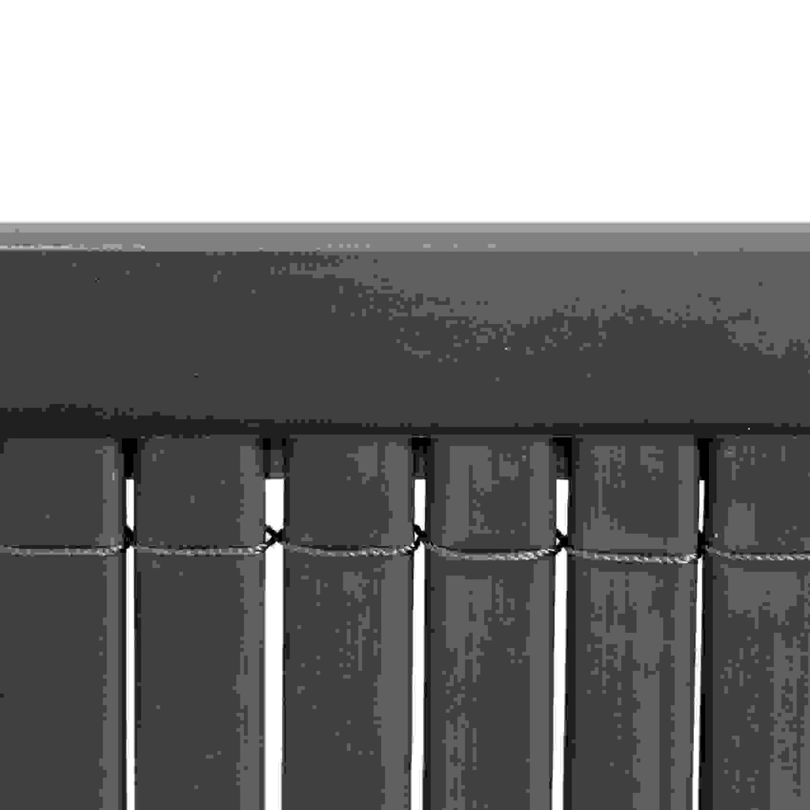 Balkon Sichtschutz Meterware