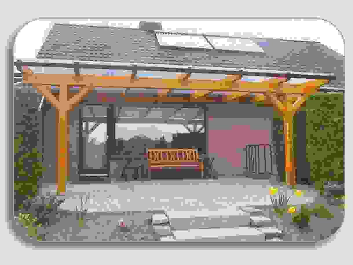 Uberdachung Terrasse Holz Selber Bauen Terrassenuberdachung Berlin