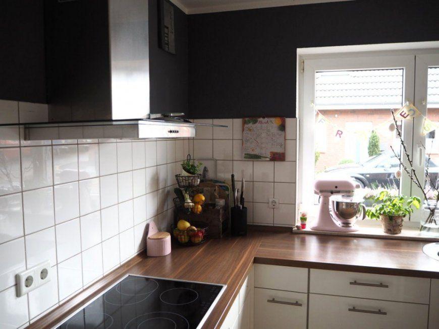 Abwaschbare Farbe Statt Fliesen Küche