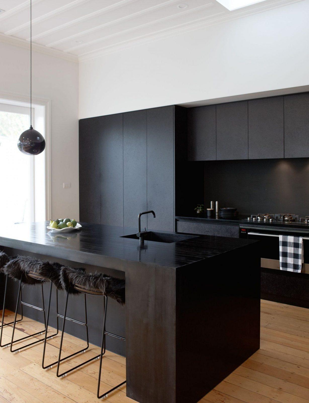 Küche Glasplatte Statt Fliesen | Küche Statt Fliesen Küche De Paris