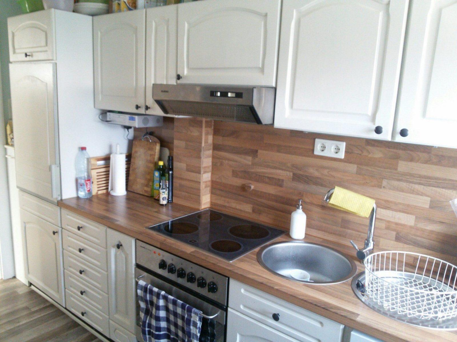 Alte Küche Verschönern   Alte Küche Modern Machen