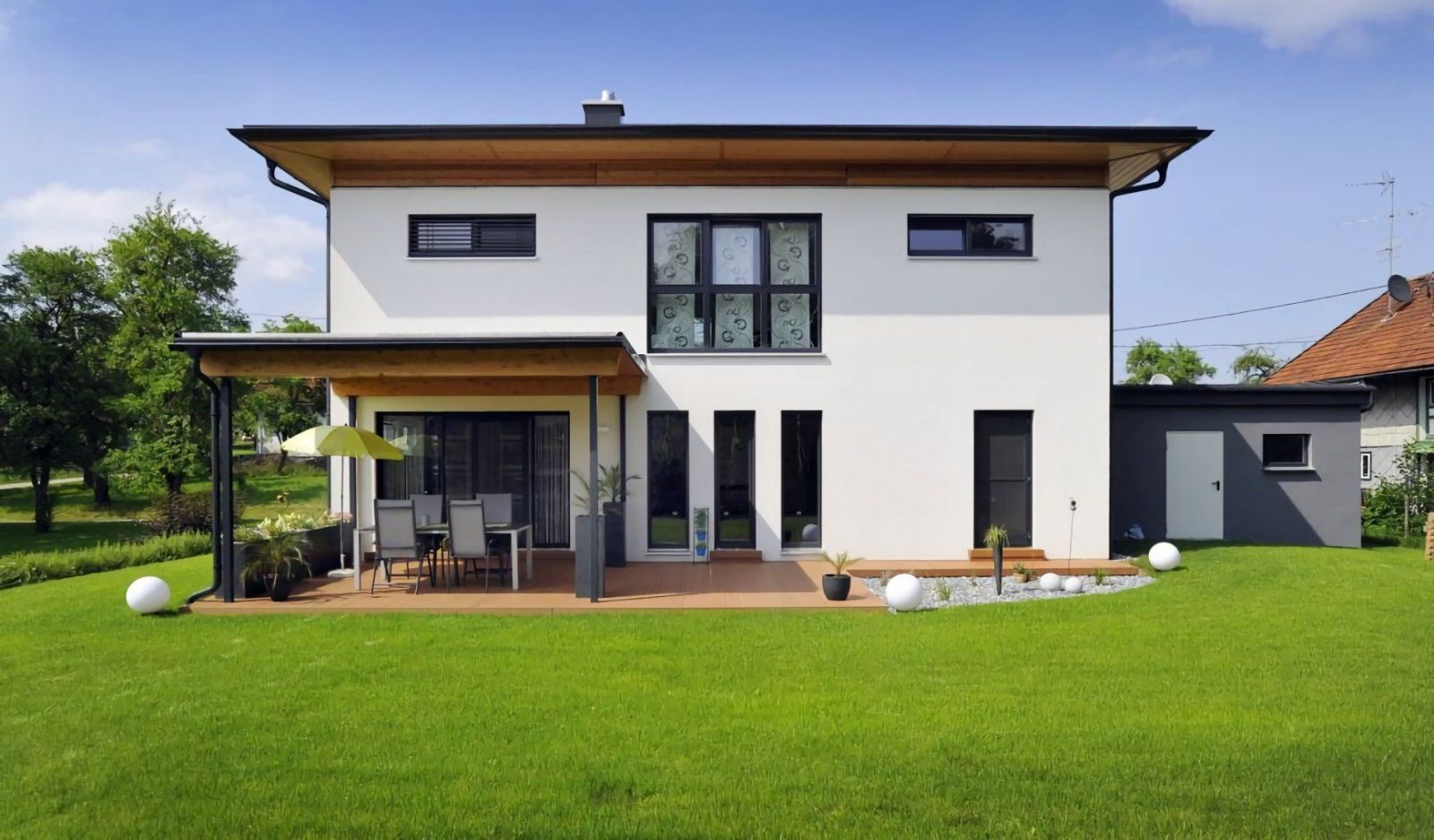 Anbau Haus Ideen Ideen Für Einen Hausanbau Erweiterung Einer