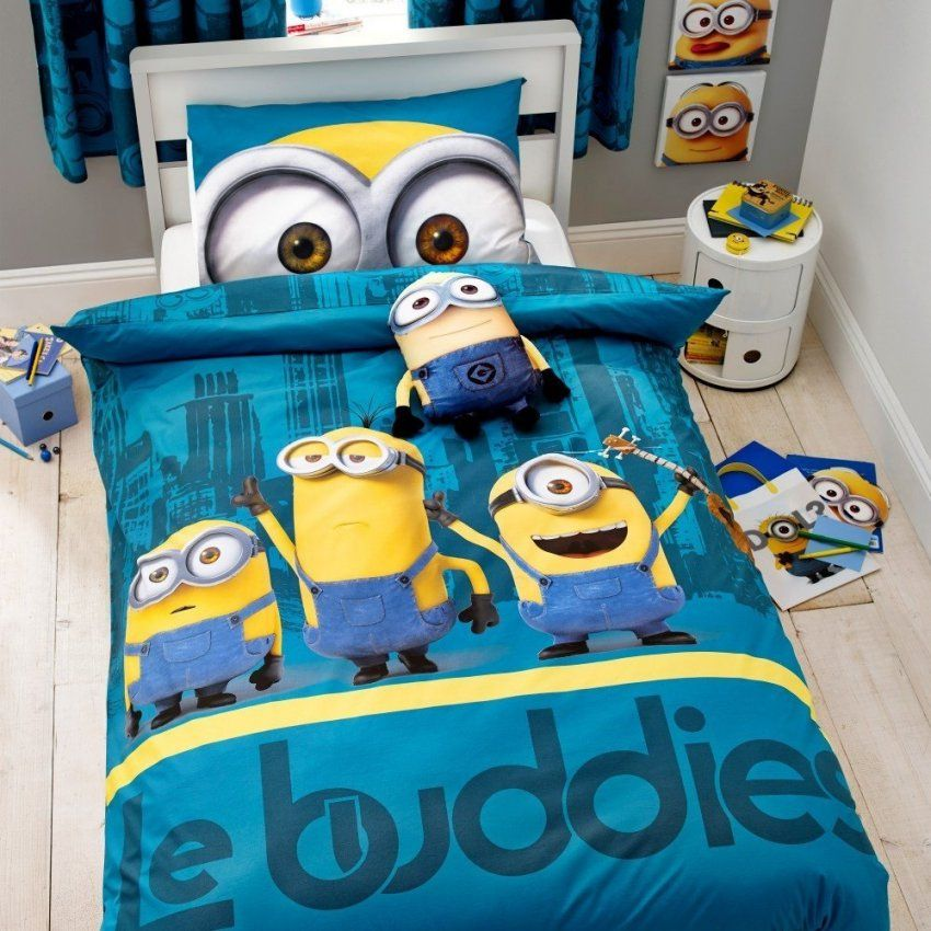 Minions Bettwäsche Kik Cool And Opulent Minion Bett Unusual Design Haus Planen