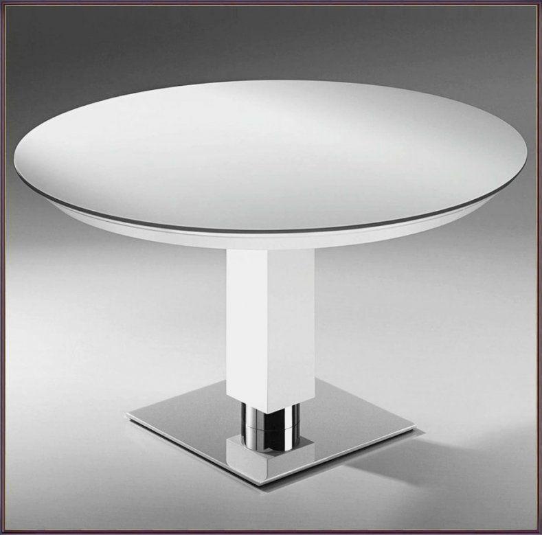 Esstisch oval weiß  Esstisch Oval Weiß