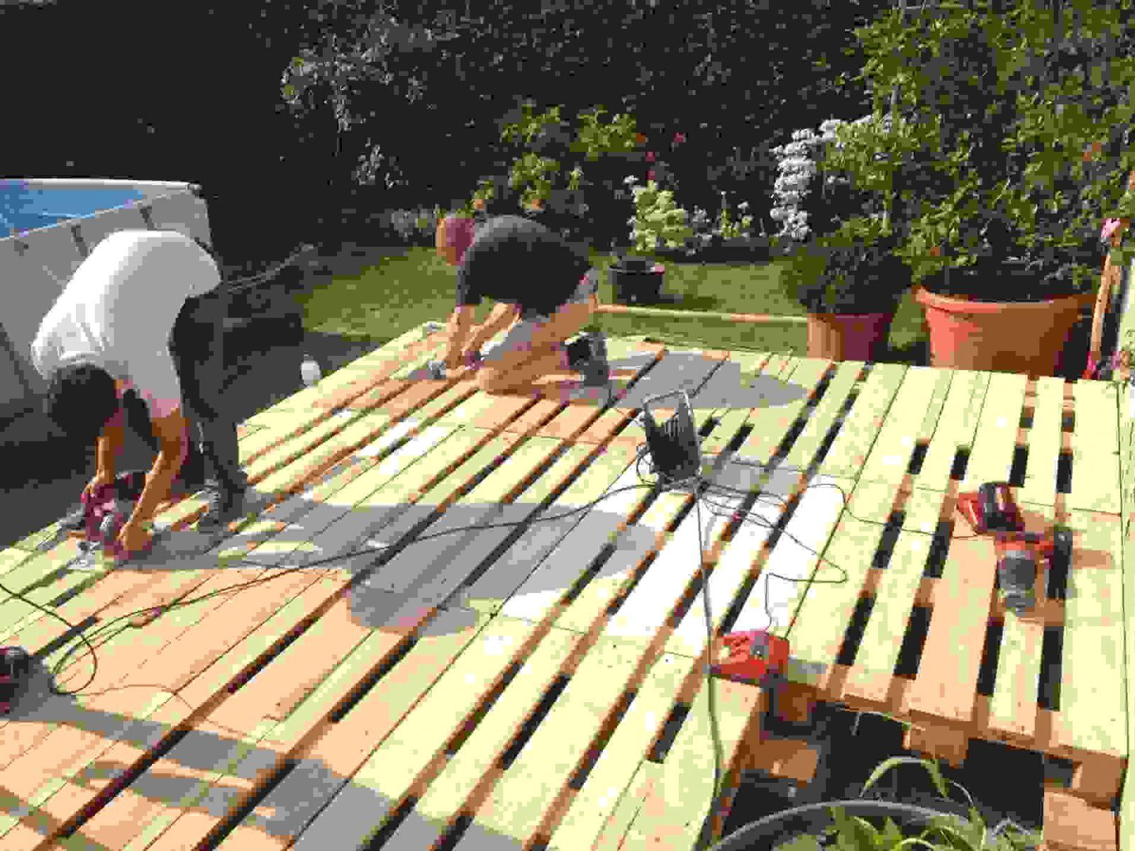 Terrasse Bauen Günstig