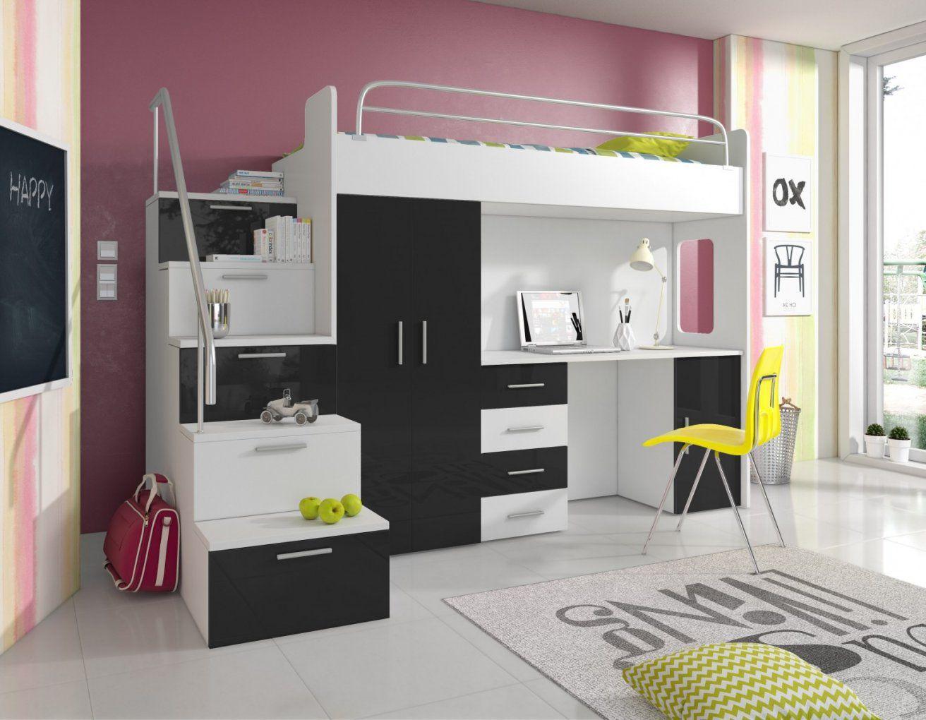 Bett Schreibtisch Kombination Mobel 51 Genial Fotos Von Bett Mit