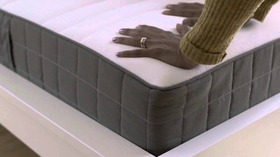 Ikea Rolled Packed Spring Mattresses Youtube Von Hövag