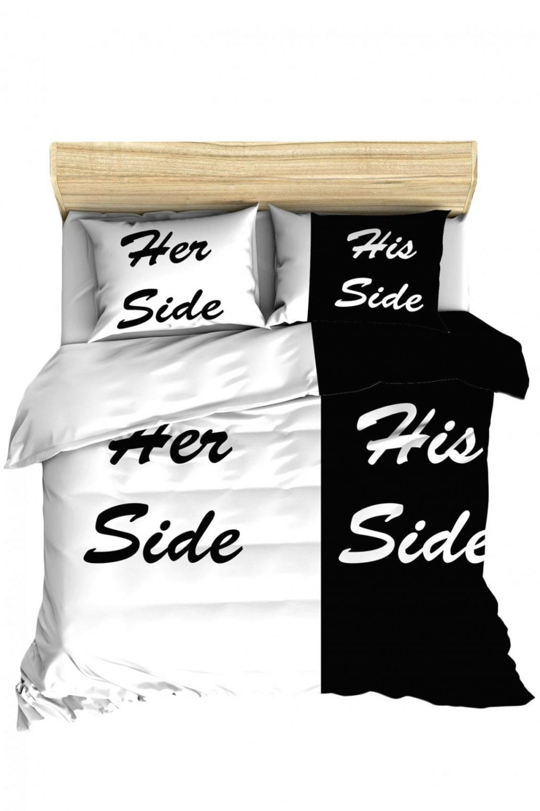 Partner Bettwäsche His Side Her Side Partner Bettwäsche His Side Her Side Haus Design Ideen