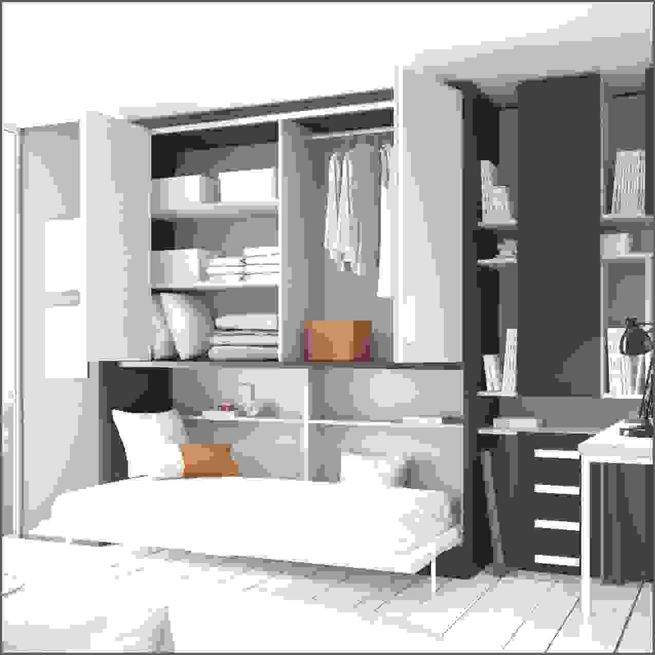 Schrankbett Mit Integriertem Sofa Selber Bauen Schrankbett Kali