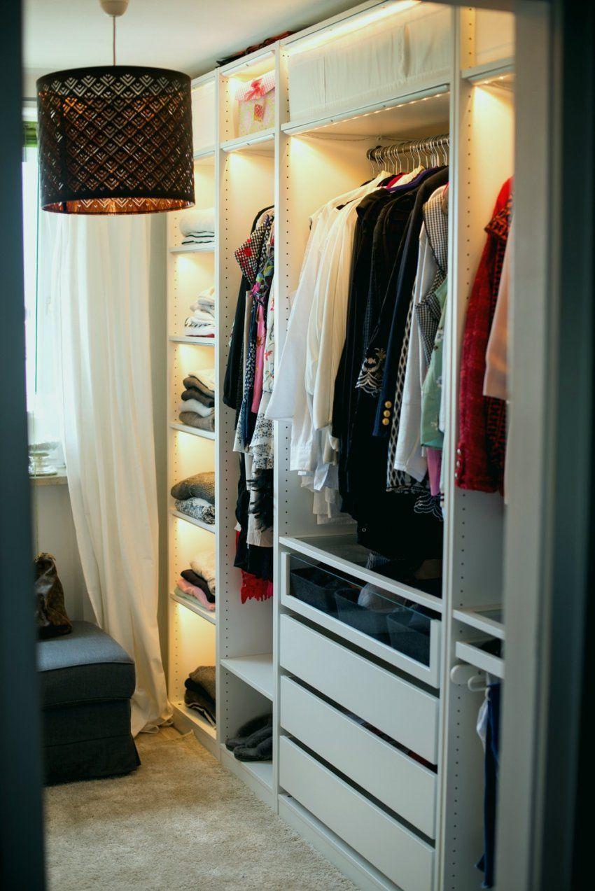 Begehbarer Kleiderschrank Beleuchtung Begehbare Kleiderschraenke