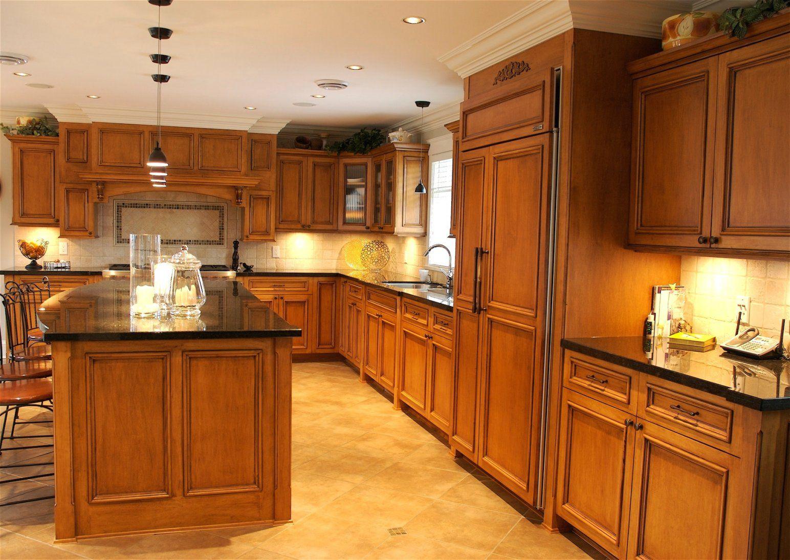 Rustikale Küche Modernisieren   Küche Eiche Rustikal Weiss Streichen