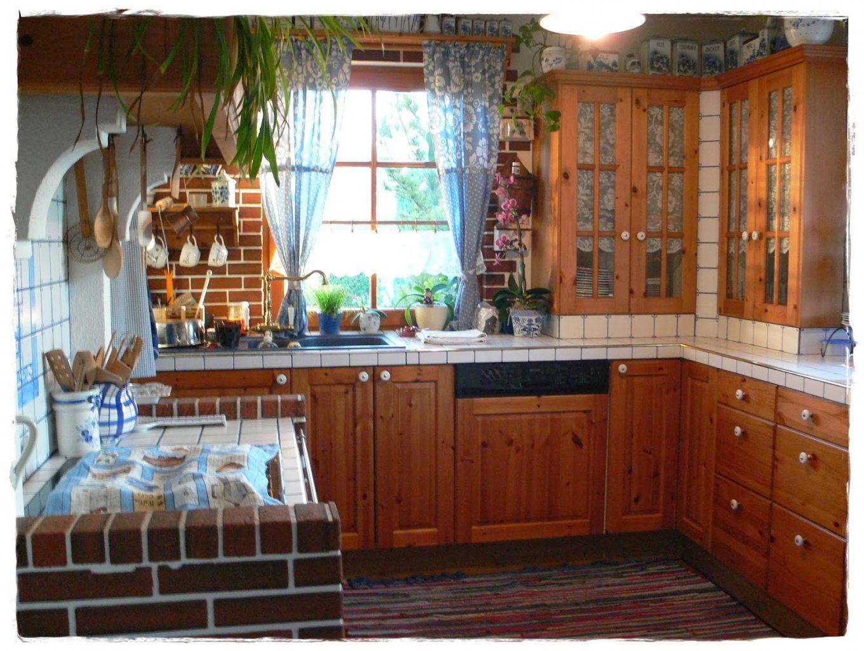 eiche rustikal kuche aufpeppen