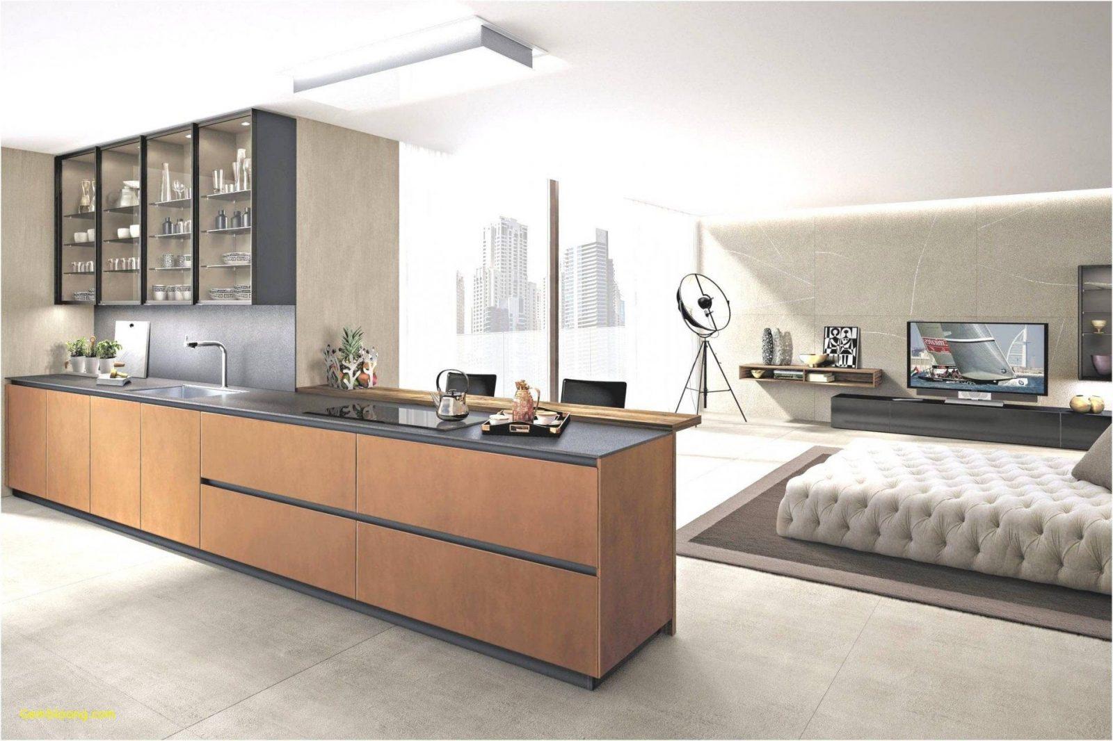 Kuche Modern Kleiner Raum Raum Offen Fur Ideen Vorhange Kleinen