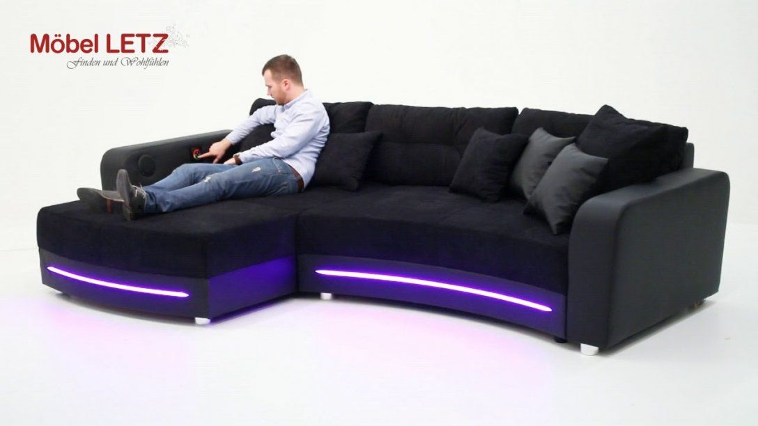 Couch Mit Led Beleuchtung Haus Design Ideen