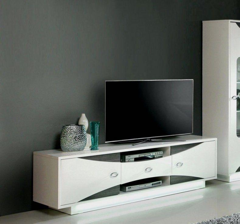 Tv Board Weiß Hängend