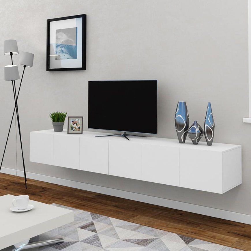 Tv Lowboard Weiss Matt Moderne Design Tv Wohnwand Matt Lackiert 9 Farben