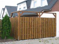 Sichtschutz Balkon Seitlich Holz. Elegant Sichtschutz