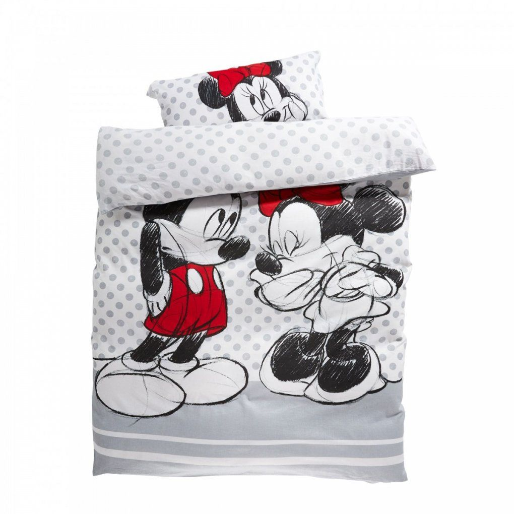 Mickey Mouse Kinderzimmer Bettwaesche Sets Dibinekadar