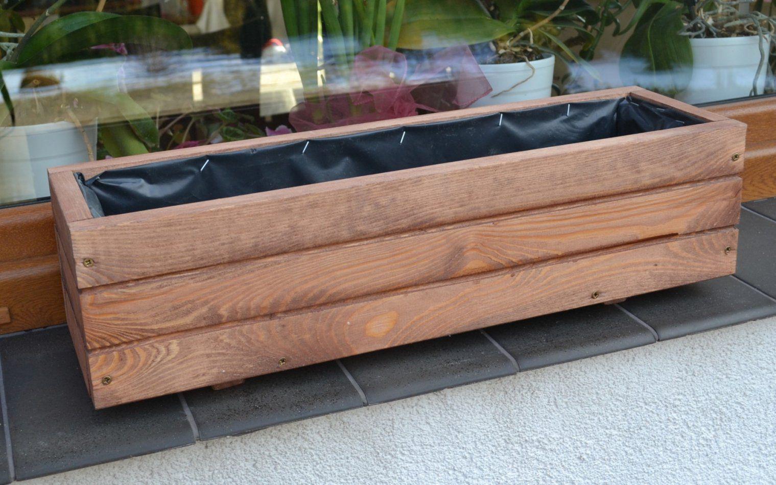 Pflanzkasten Selber Bauen Holz Blumenkasten Selber Bauen