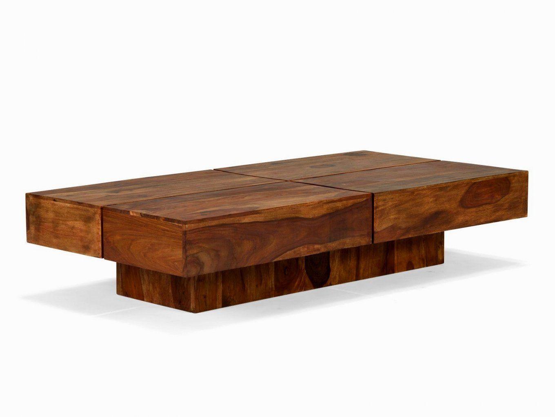 Couchtisch Rund Holz Dunkelbraun Holz Couchtisch Satztisch Skara