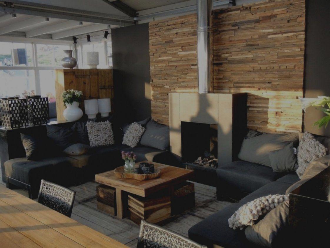 Holzwand Wohnzimmer Selber Bauen Haus Design Ideen
