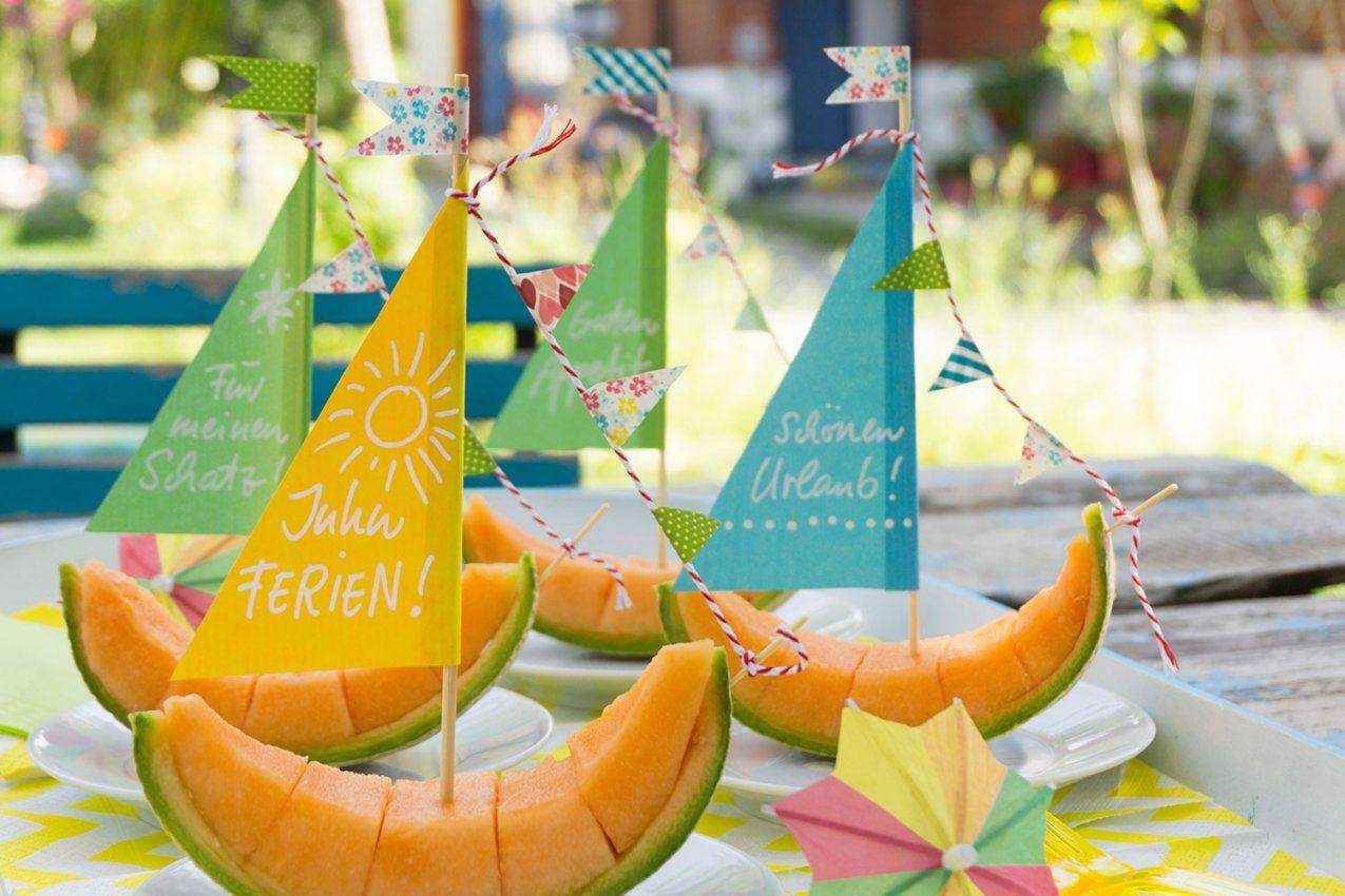 Tischdeko Sommer Tischdeko Geburtstag 60 Mustertische Und Zum Oder