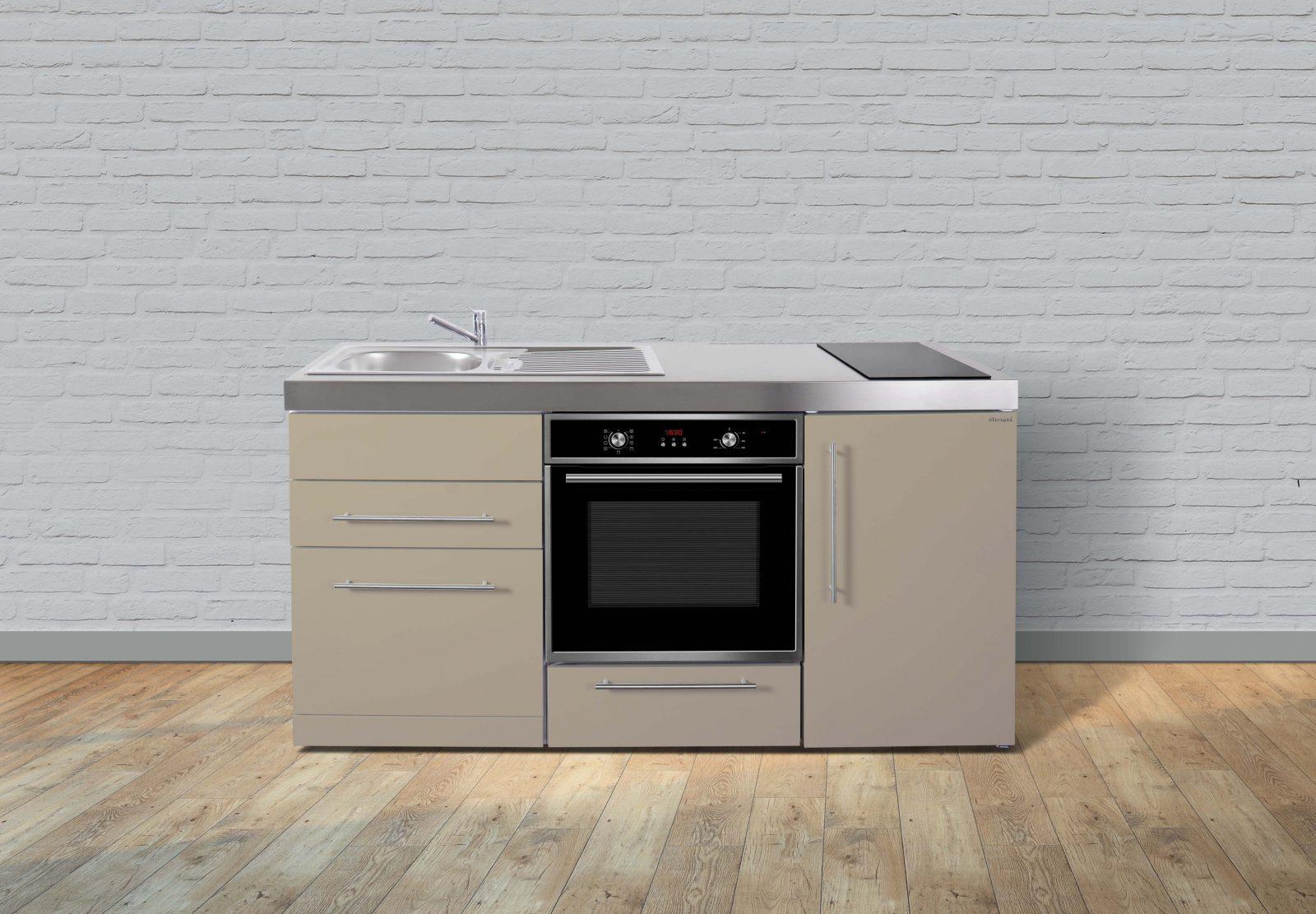 Miniküche 120 Cm Breit Mit Kühlschrank : Kühlschrank 120 cm mehr ergonomie in der küche die richtigen