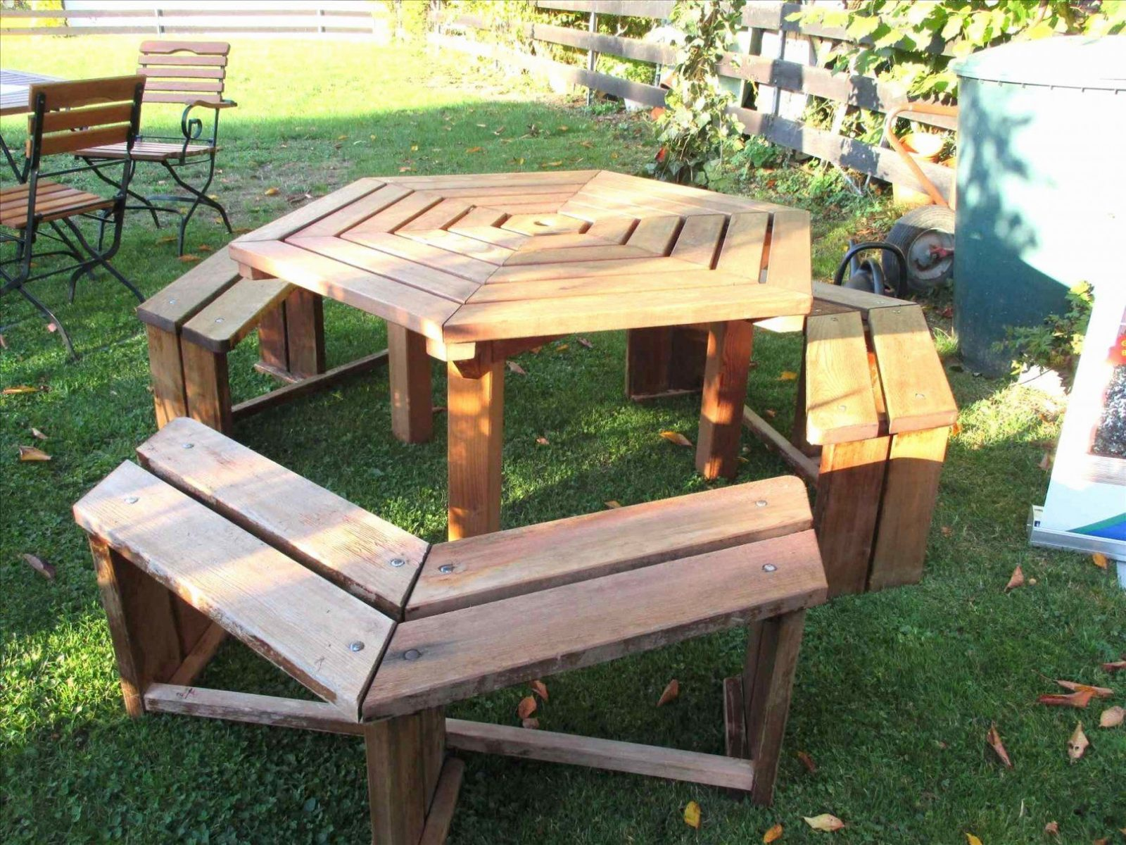 Bank Tisch Kombination Holz Tisch Bank Kombination Holz Selber