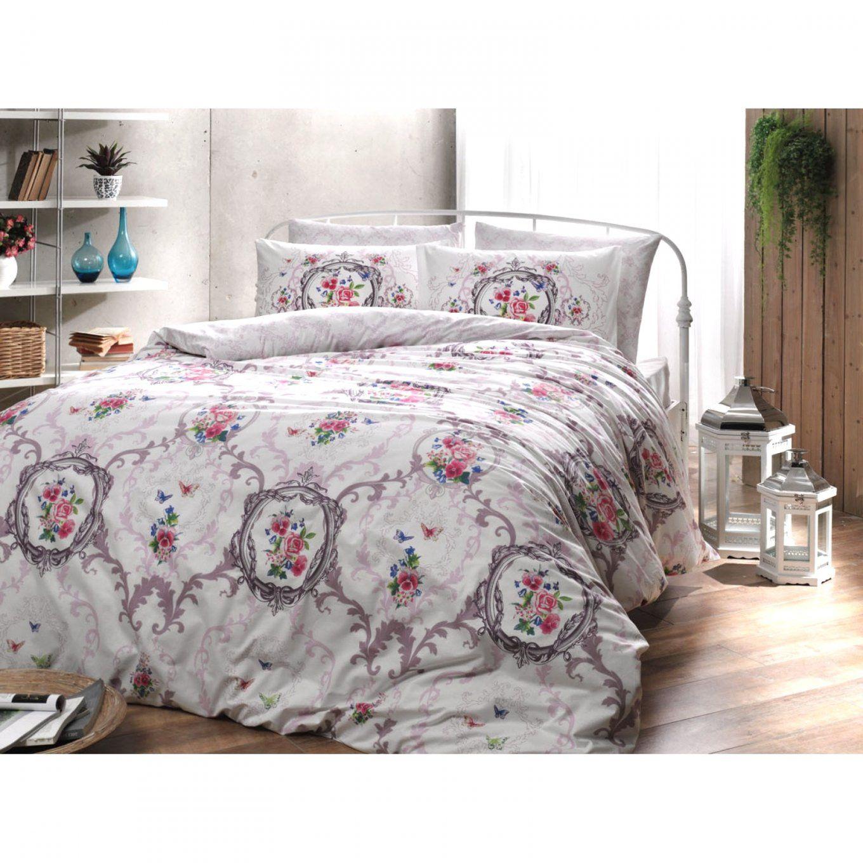 Gunstige Bettwasche 200x220 Fleuresse Feinbiber Bettwasche Leo