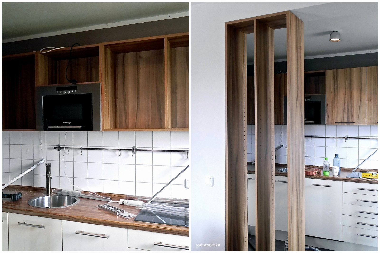 Miniküche 1 M Mit Kühlschrank : Pantryküche mit kühlschrank singleküche mit kühlschrank