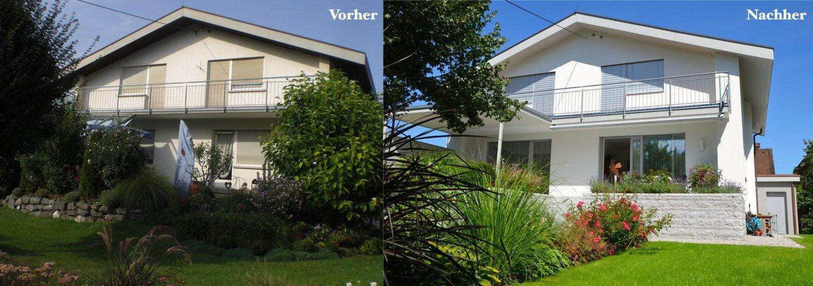 Bauernhaus Renovieren Renovation Riegelhaus Thurgauer Bauernhaus
