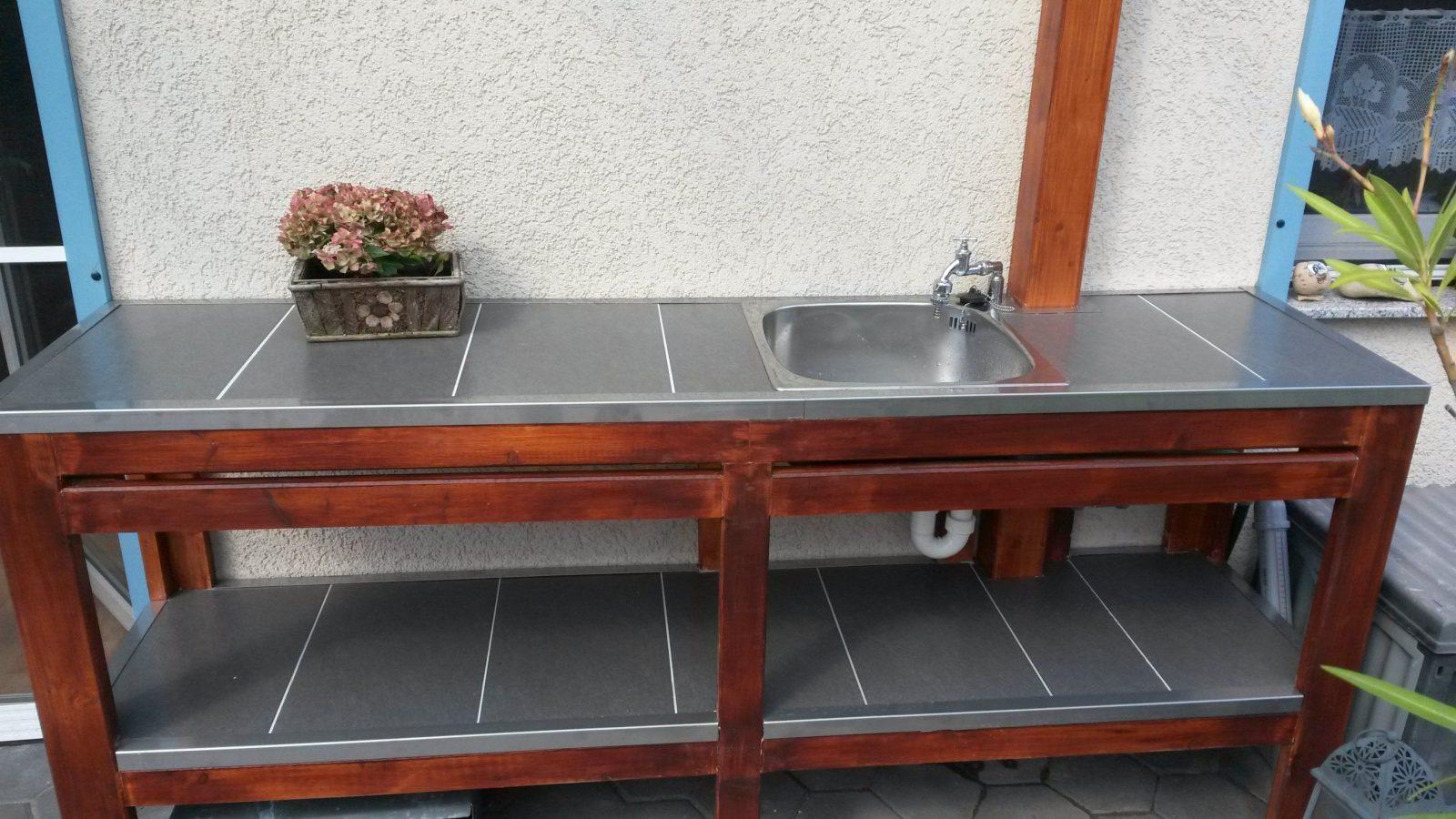 Außenküche Aus Holz Selber Bauen : Außenküche selber bauen zapfanlage selber bauen bilder ideen