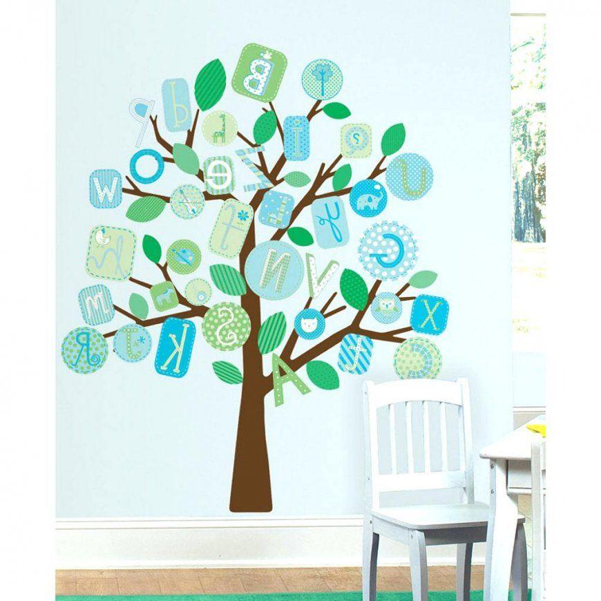 Wandtattoo Baum Kinderzimmer Xxl