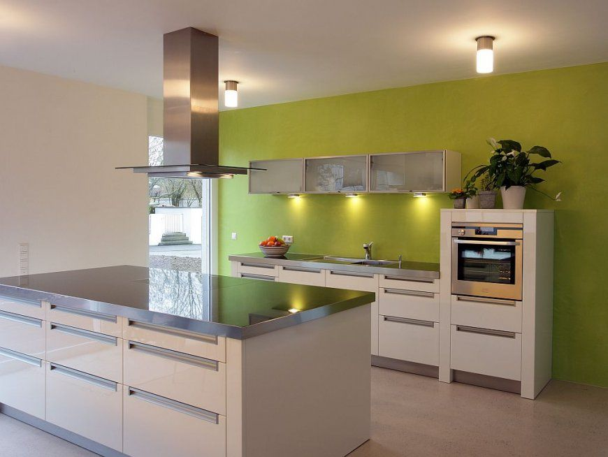 Wandfarbe Küche Abwaschbar