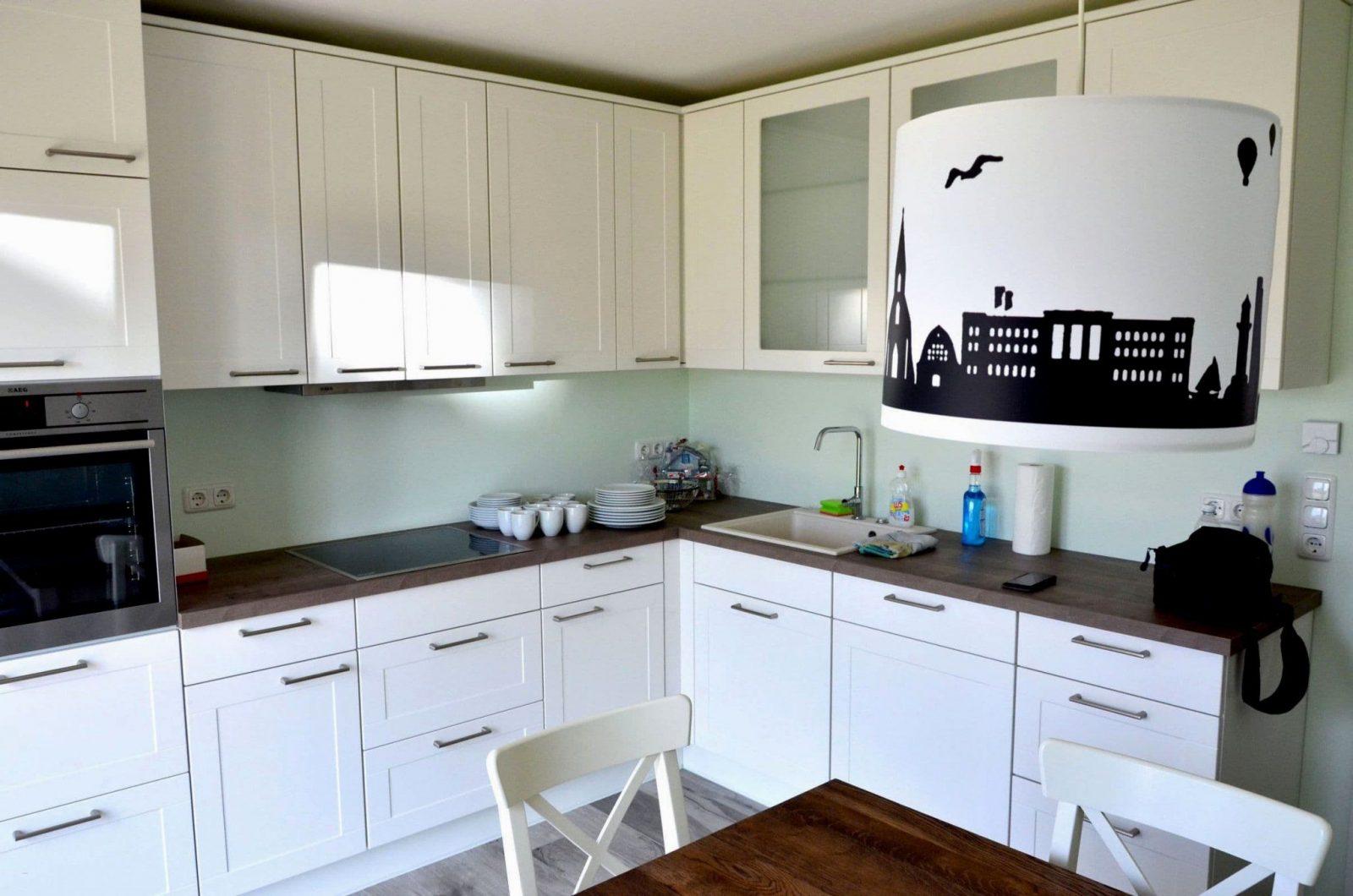 Küche Kunststoff Streichen