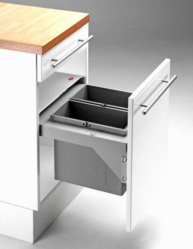 Abfalleimer Küche Einbau Ikea