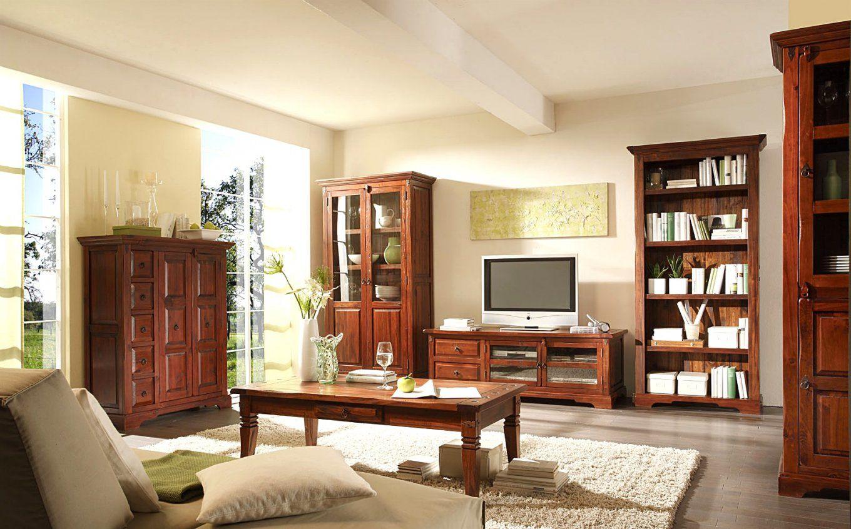 Wandfarbe Wohnzimmer Dunkle Möbel | Welche Wandfarbe Zu Welchem Holz ...