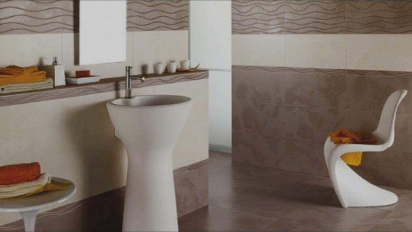 Etonnant Badezimmer Fliesen Braun Beige Haus Design Ideen