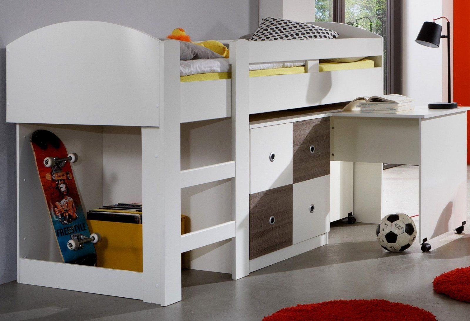 Bezaubernd Kinderbett Mit Schrank Sammlung Von Ziemlich Schreibtisch Oben Bett Zum Hochbett