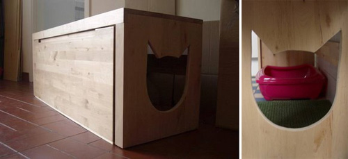 Meuble Litiere Chat Ikea Two Litter Box Ikea Hacks • Hauspanther