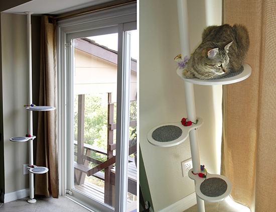 Ikea Cat Tree Diy Catification: Ikea Hack Cat Climbing Shelves • Hauspanther