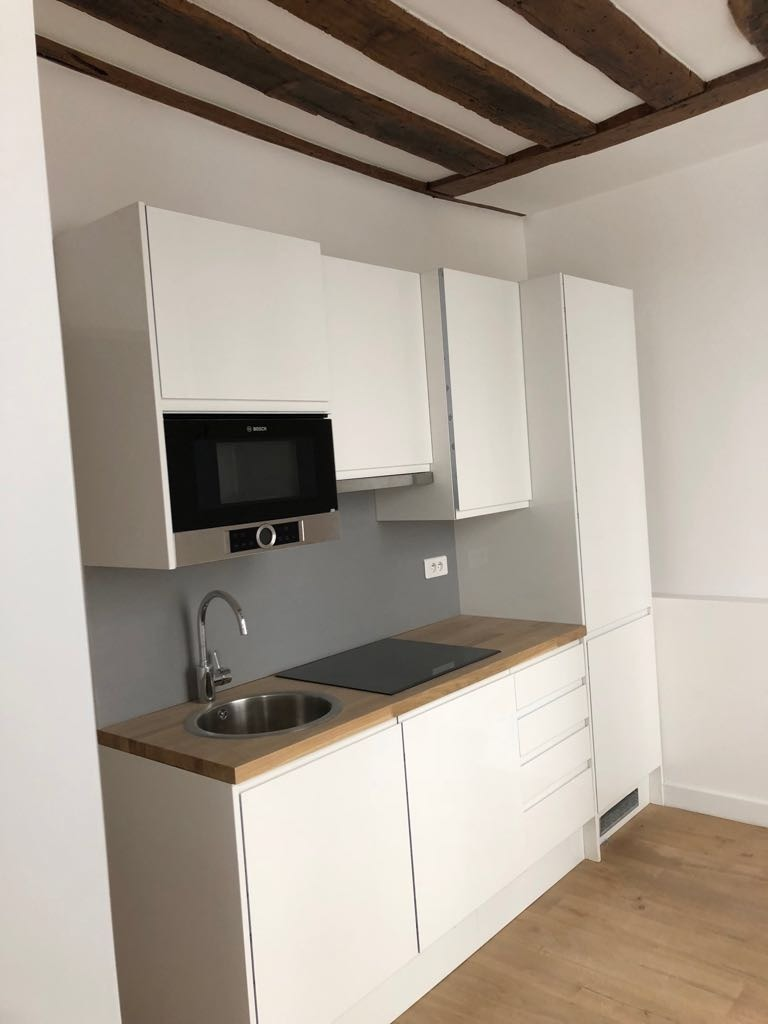 Appartement 35m2 Photo Apartment 2 Rooms To Renovate Montorgueil District