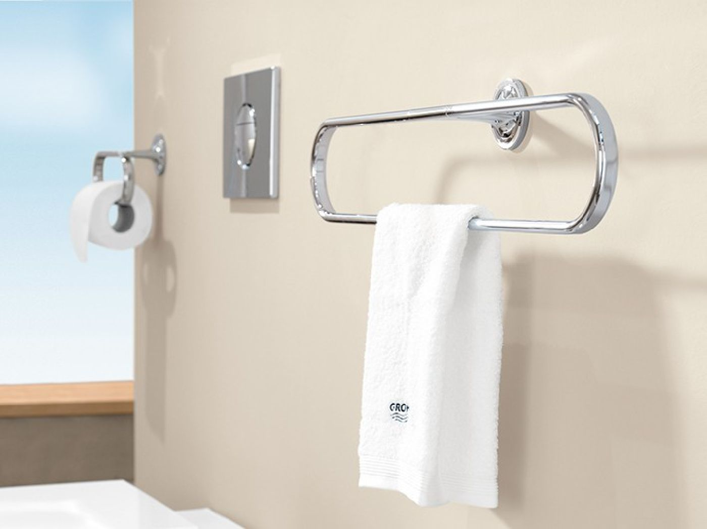 Badezimmer Accessoires Grohe Bad Accessoires Grohe