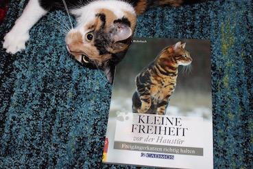Buchrezension: Kleine Freiheit vor der Haustür (Jessica Rohrbach)