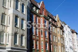 Stock Photo 23181997 Facade Of A Traditional Apartment